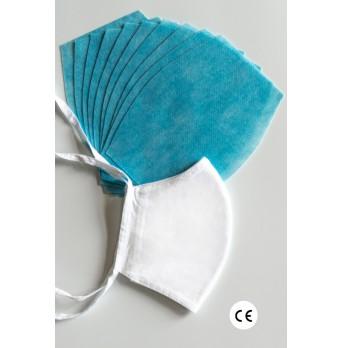 Rouška S/M + 10x filtr Nano Clean